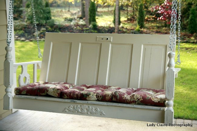 Best ideas about DIY Porch Swing . Save or Pin DIY Porch Swing 5 You Can Make Bob Vila Now.