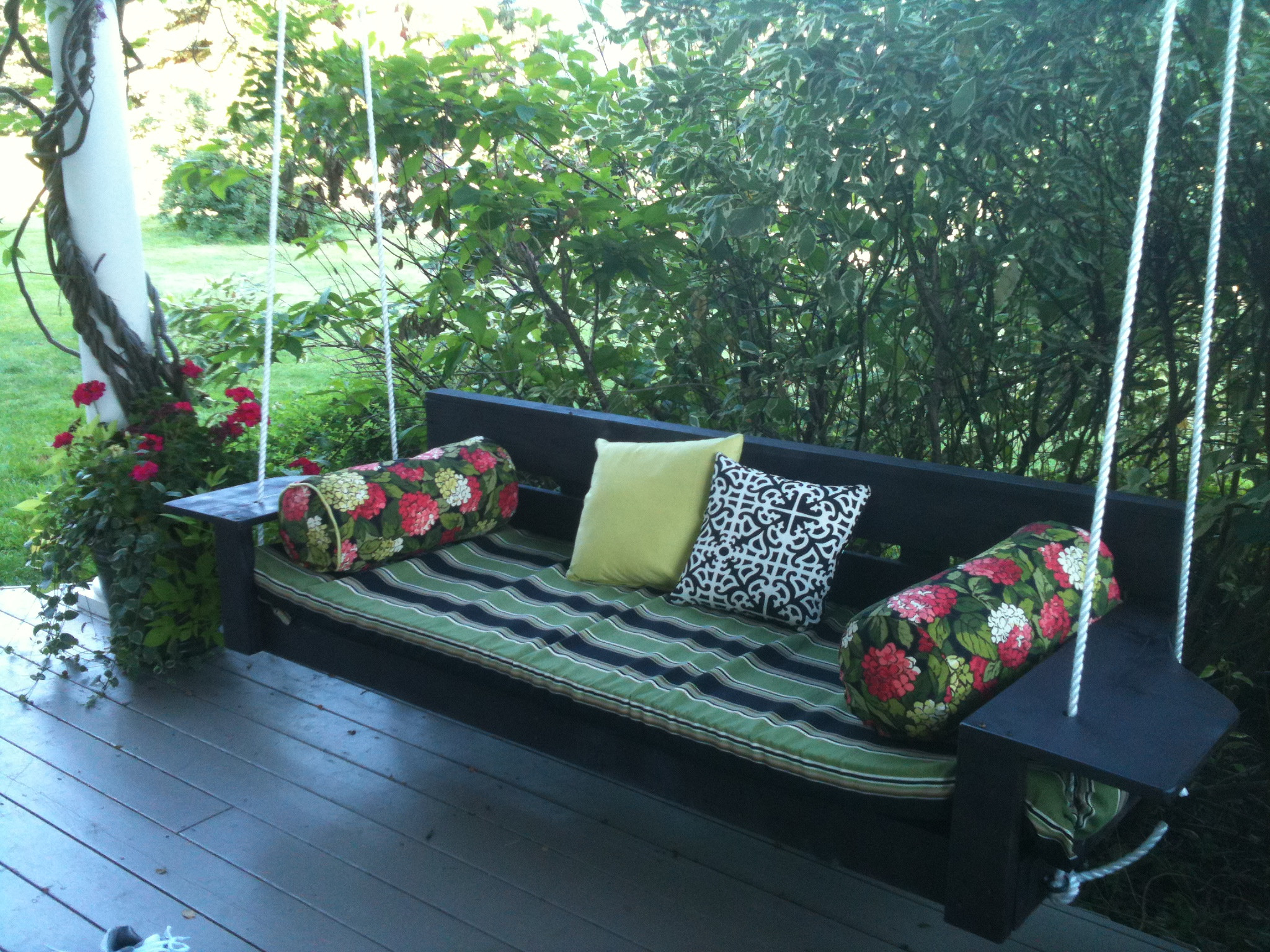 Best ideas about DIY Porch Swing . Save or Pin Ana White Now.