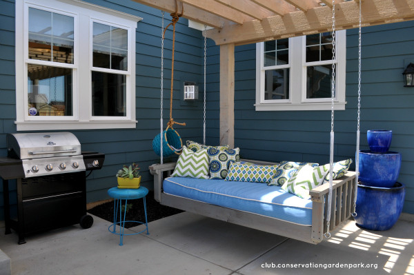 Best ideas about DIY Porch Swing . Save or Pin DIY Outdoor Furniture Ideas The Idea Room Now.