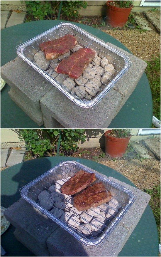 Best ideas about DIY Portable Charcoal Grill . Save or Pin 10 Awesome DIY Barbecue Grills To Fill Your Backyard With Now.