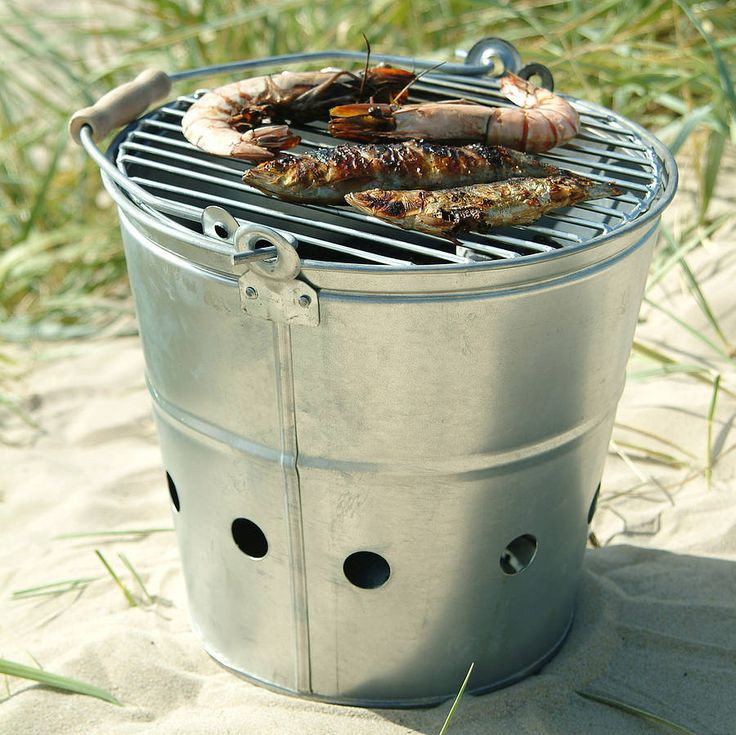 Best ideas about DIY Portable Charcoal Grill . Save or Pin 140 best images about portable bbq on Pinterest Now.