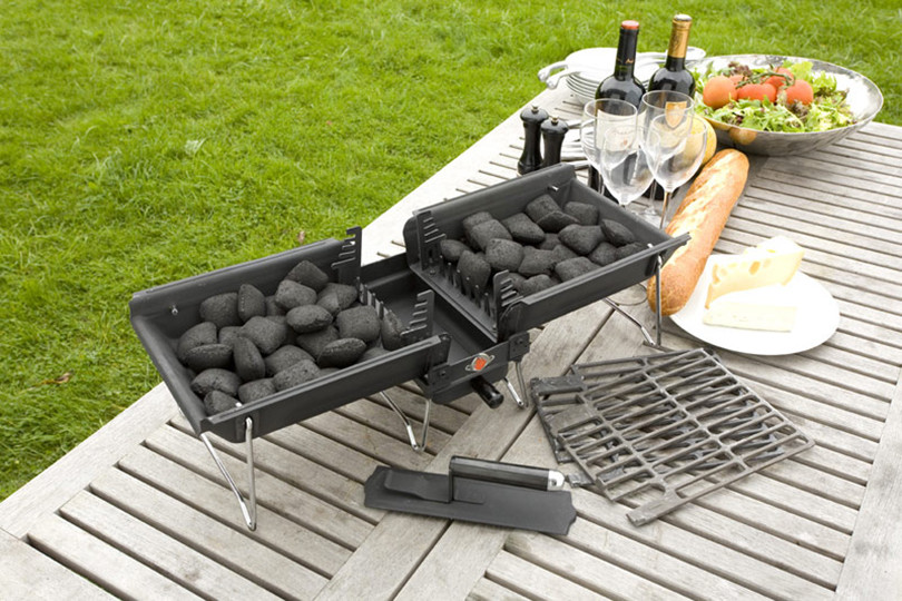 Best ideas about DIY Portable Charcoal Grill . Save or Pin Best Portable Charcoal Grill Top Product Reviews and Now.