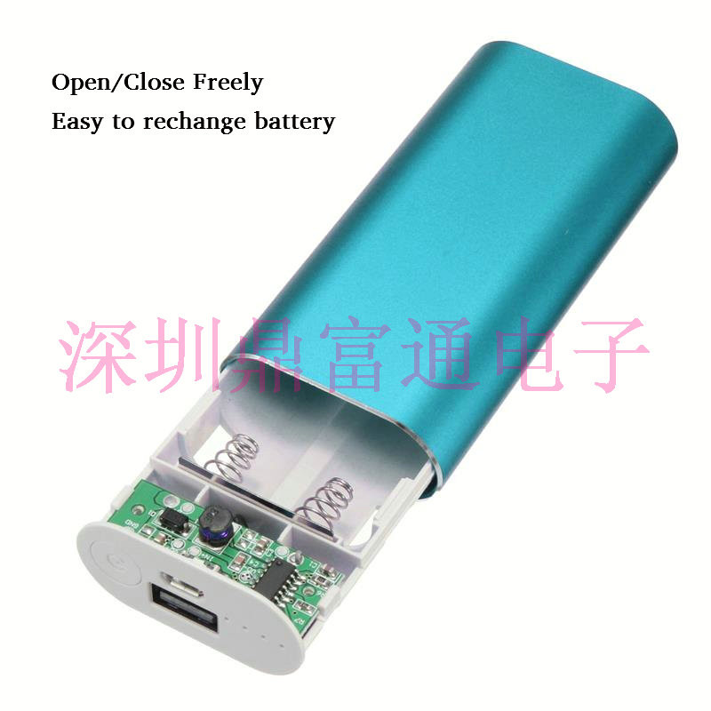Best ideas about DIY Portable Charger . Save or Pin no battery new Portable Universal USB 2X 2 Battery Now.