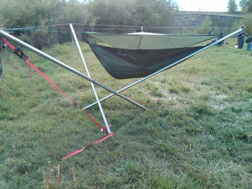 Best ideas about DIY Portable Hammock Stand . Save or Pin Portable Hammock Stands for Camping by Derek Hansen Now.