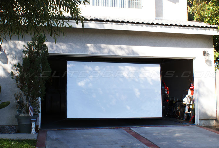 Best ideas about DIY Portable Projection Screen . Save or Pin Elite Screens DIY Pro Rear Series Do It Yourself Indoor Now.
