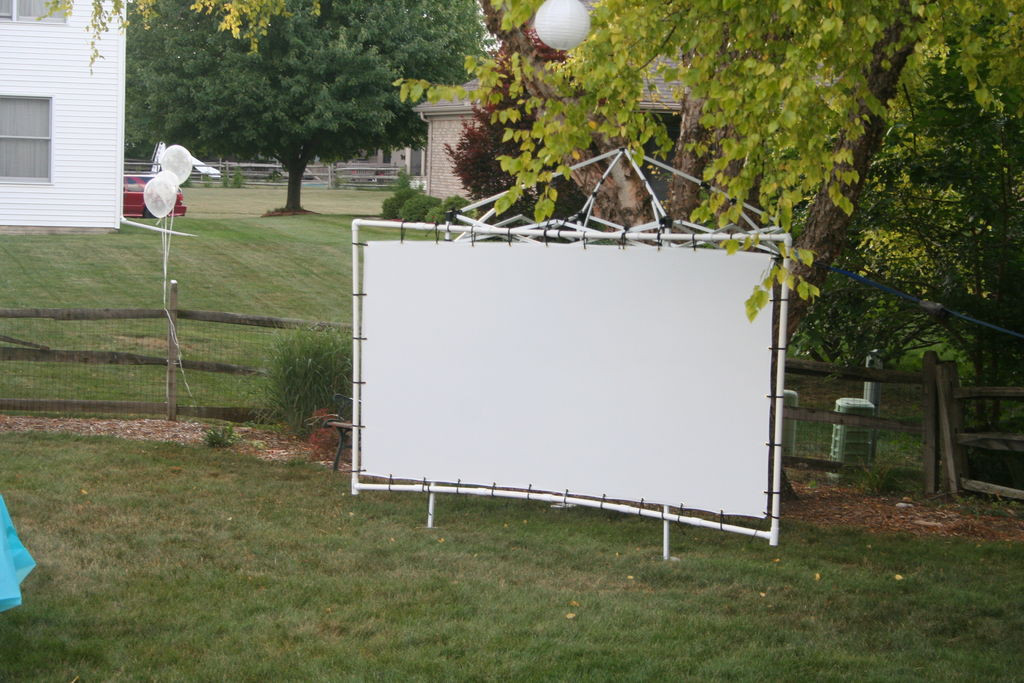 Best ideas about DIY Portable Projection Screen . Save or Pin Cheap Portable Projector Screen Now.
