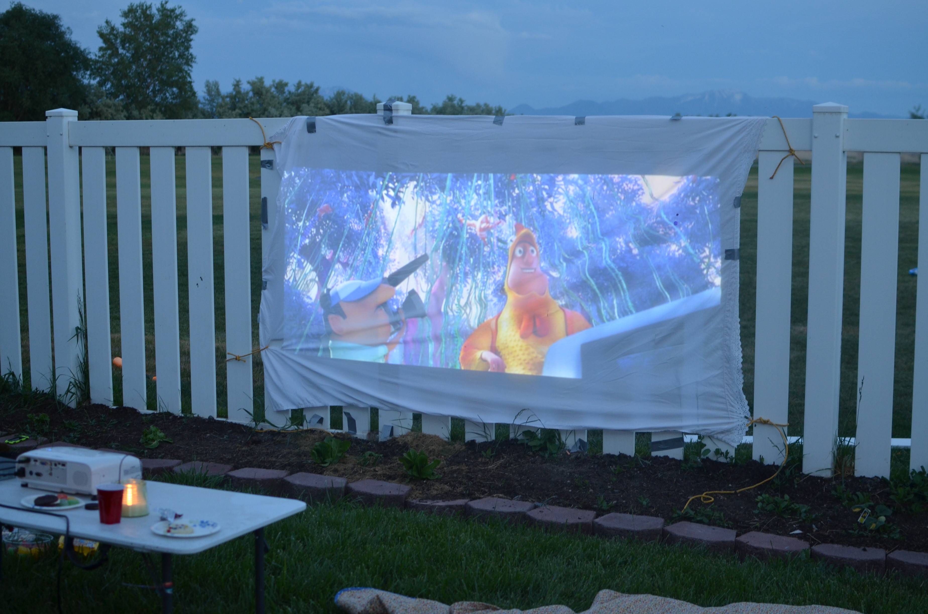Best ideas about DIY Portable Projection Screen . Save or Pin DIY Portable Projector Screen with Epson Projector Now.