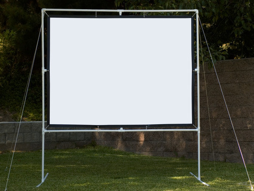 Best ideas about DIY Portable Projection Screen . Save or Pin Amazon Elite Screens 114 Inch DIY Pro Series Pro Now.