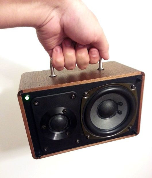 Best ideas about DIY Portable Speakers . Save or Pin Build a portable speaker Home Decor & DIY Now.