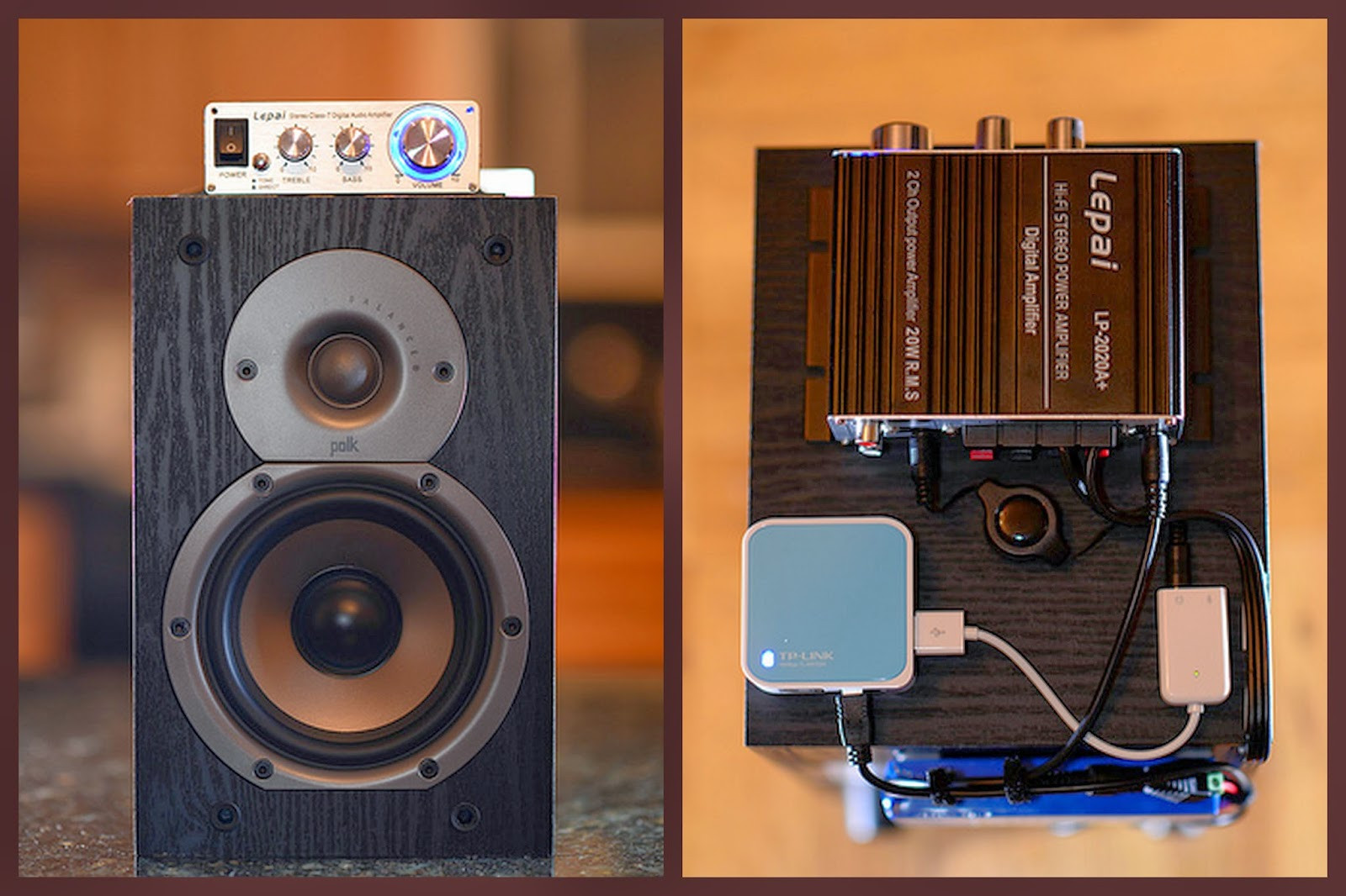 Best ideas about DIY Portable Speakers . Save or Pin Qui s techNOLOGY Blog DIY Portable AirPlay Speaker System Now.