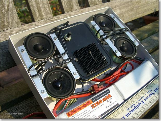 Best ideas about DIY Portable Speakers . Save or Pin DIY Portable Audio Collection Now.