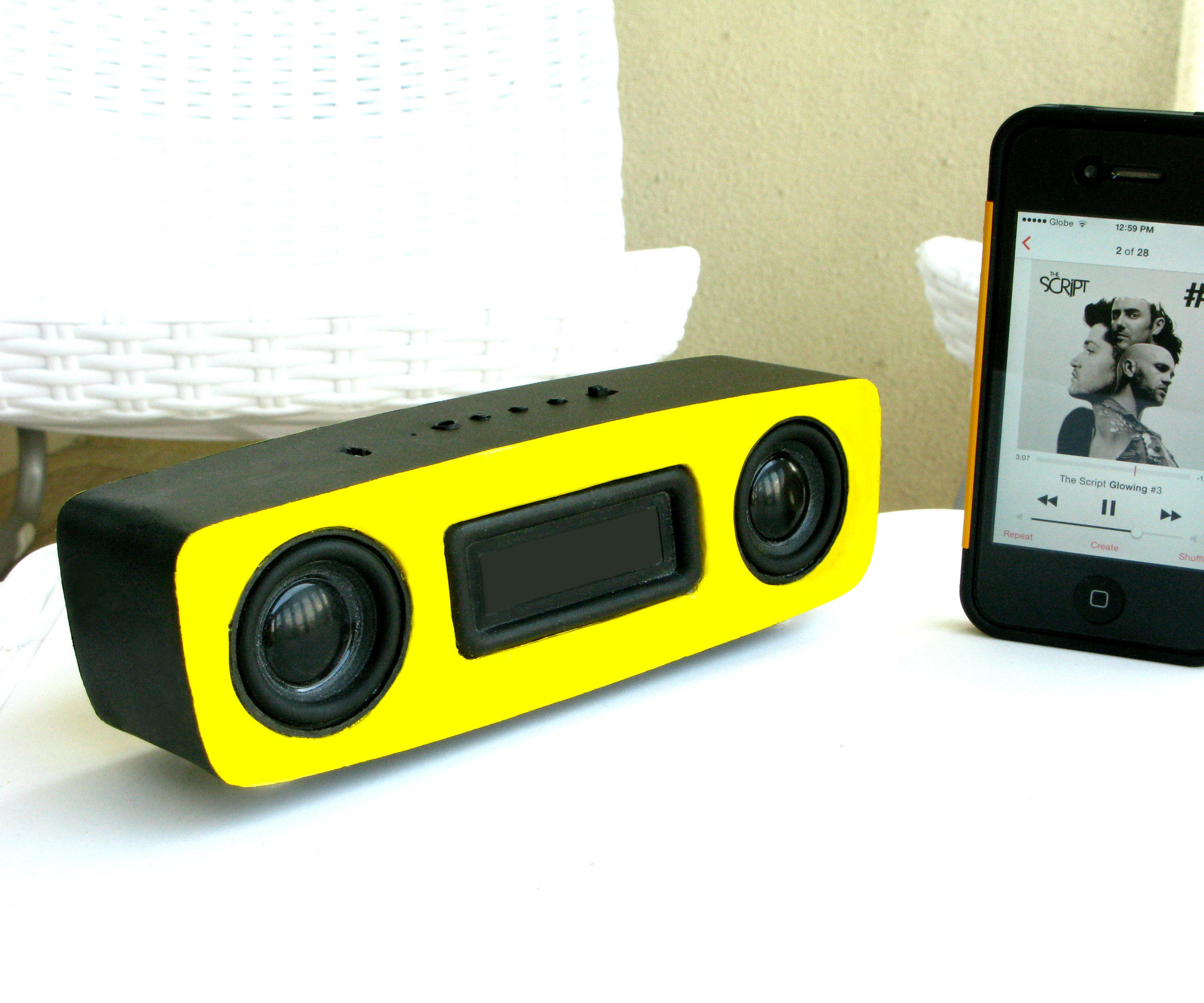 Best ideas about DIY Portable Speakers . Save or Pin DIY Supercharged Bluetooth Speaker v2 0 9 Now.