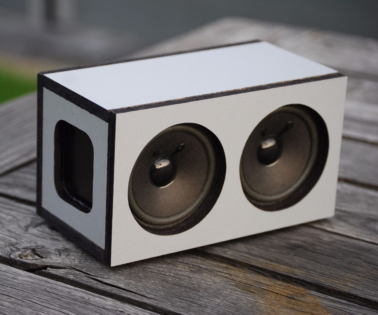 Best ideas about DIY Portable Speakers . Save or Pin Powerful Portable Bluetooth Speaker 2x5W Now.