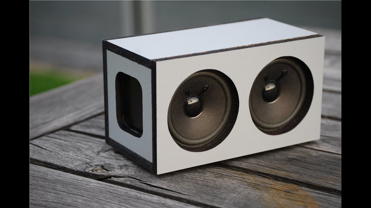 Best ideas about DIY Portable Speakers . Save or Pin DIY Powerfull Portable Bluetooth Speaker 2x5W Now.