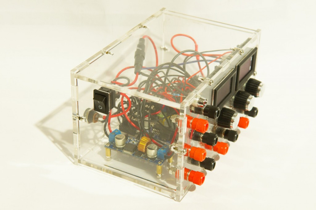 Best ideas about DIY Power Supplies . Save or Pin Simple DIY lab power supply Now.