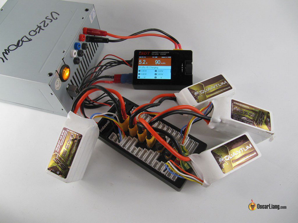 Best ideas about DIY Power Supplies . Save or Pin DIY PSU for LiPo Charger and Workbench Oscar Liang Now.