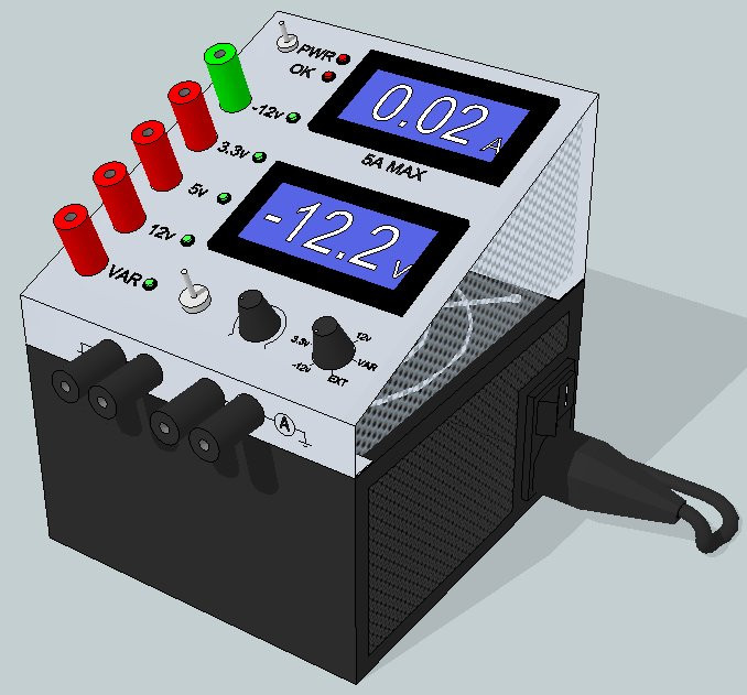 Best ideas about DIY Power Supplies . Save or Pin diy Now.