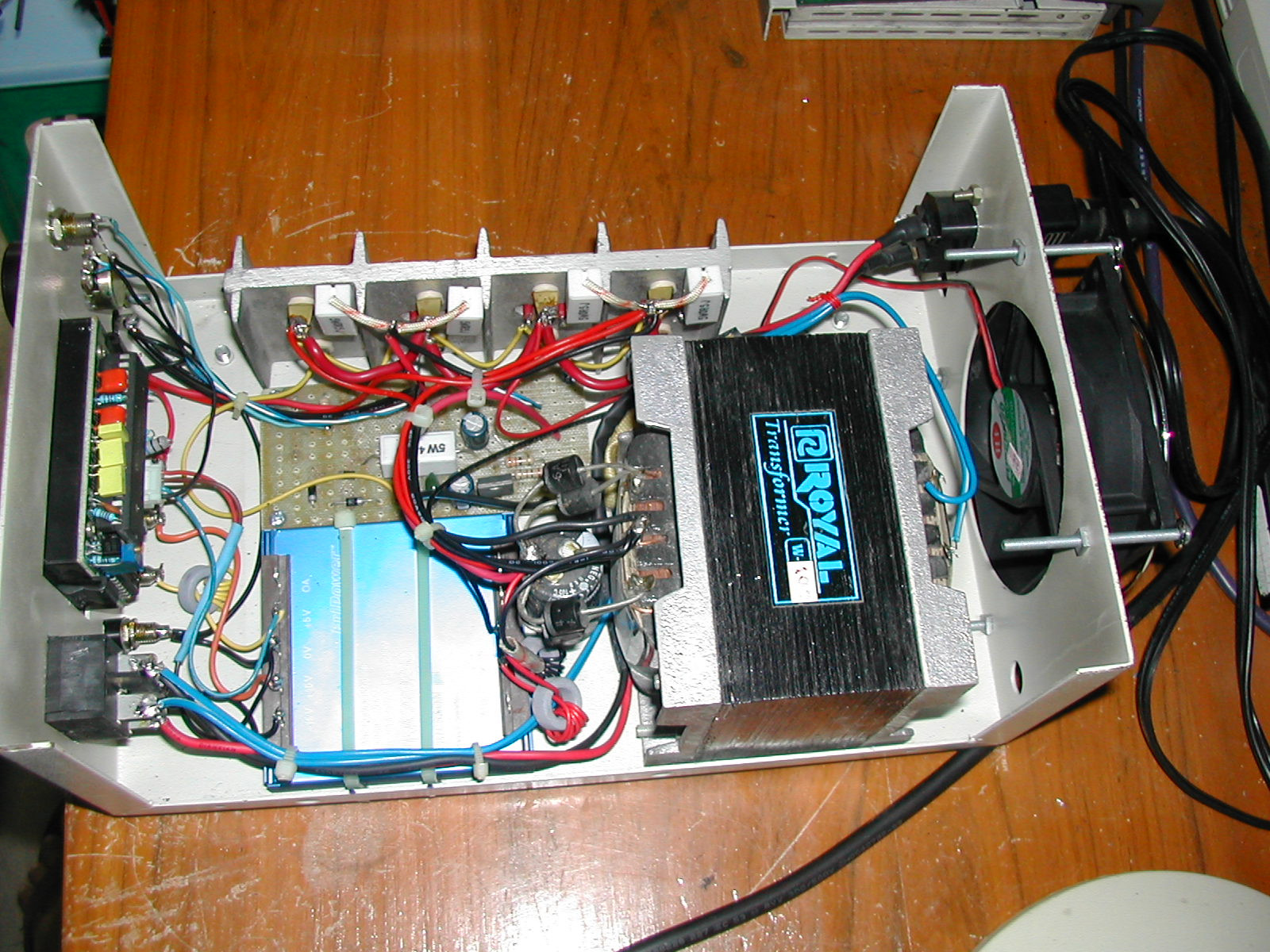Best ideas about DIY Power Supplies . Save or Pin DIY Variable Workbench Power Supply – Oakkar7 another Blog Now.