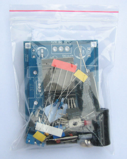 Best ideas about DIY Power Supplies . Save or Pin DIY LM337t linear regulated DC power supply adjustable Now.