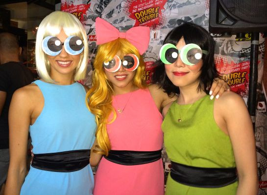 Best ideas about DIY Powerpuff Girls Costume . Save or Pin 20 Halloween Costumes From Your Childhood That You Can Now.