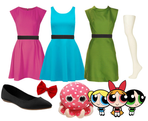 Best ideas about DIY Powerpuff Girls Costume . Save or Pin Last Minute DIY Halloween Costumes Resources for Your Now.