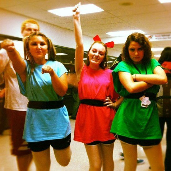 Best ideas about DIY Powerpuff Girls Costume . Save or Pin Pinterest • The world's catalog of ideas Now.