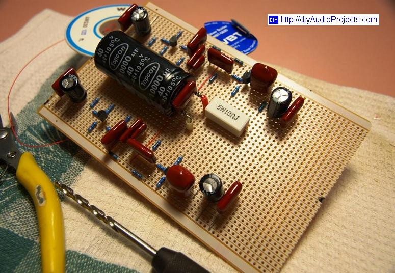 Best ideas about DIY Preamp Kit . Save or Pin Le Pacific JFET Phono Preamp for MM and MC Cartridges Now.