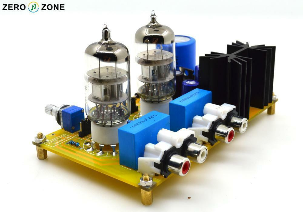 Best ideas about DIY Preamp Kit . Save or Pin DIY PRT 02A 6N2 Tube preamplifier kit base on AUDIO NOTE Now.