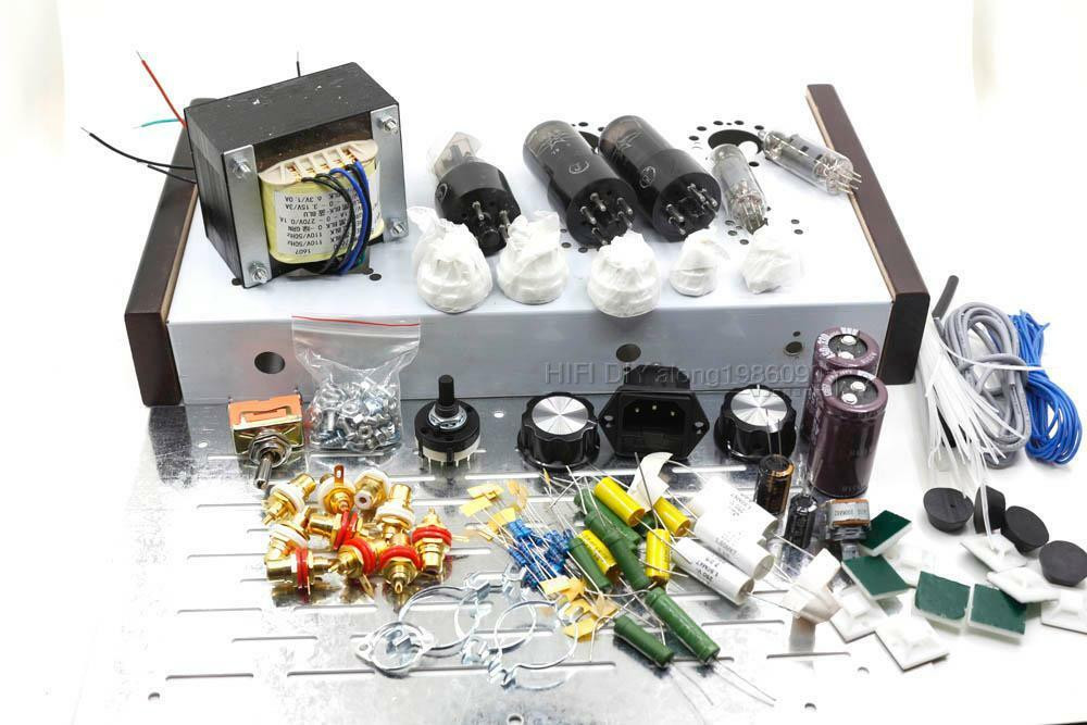 Best ideas about DIY Preamp Kit . Save or Pin DIY Hifi 6j4 6p6p Tube Preamplifier Kit Vacuum Tube Now.