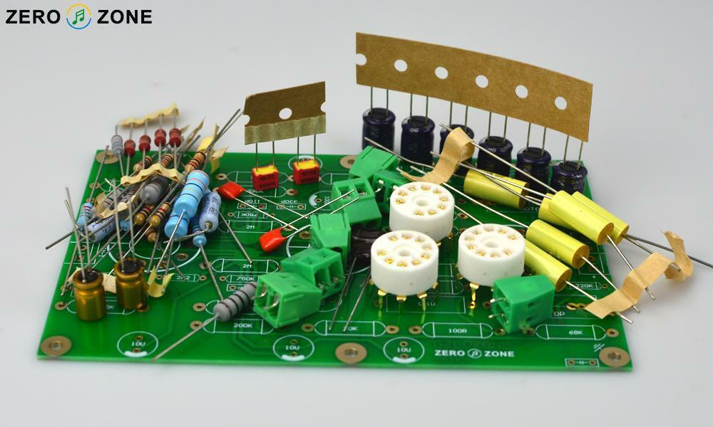 Best ideas about DIY Preamp Kit . Save or Pin DIY E834 RIAA MM Tube phono stage amplifier kit base on Now.