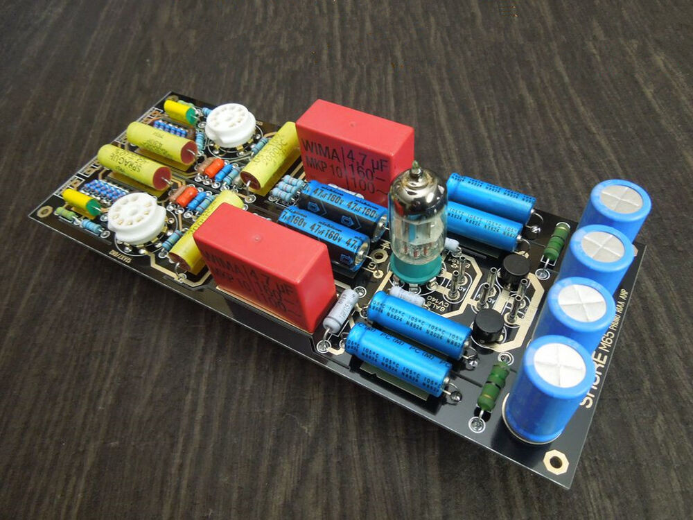 Best ideas about DIY Preamp Kit . Save or Pin Douk Audio MM RIAA Tube Phono Turntable Preamplifier LP Now.
