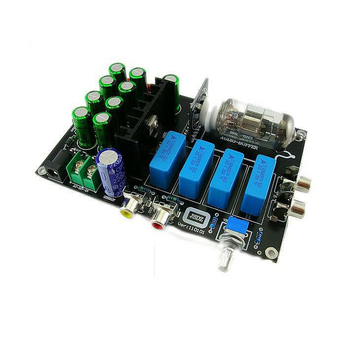 Best ideas about DIY Preamp Kit . Save or Pin DIY 6N11 Tube Buffer Amplifier AMP Audio preamp kit Now.
