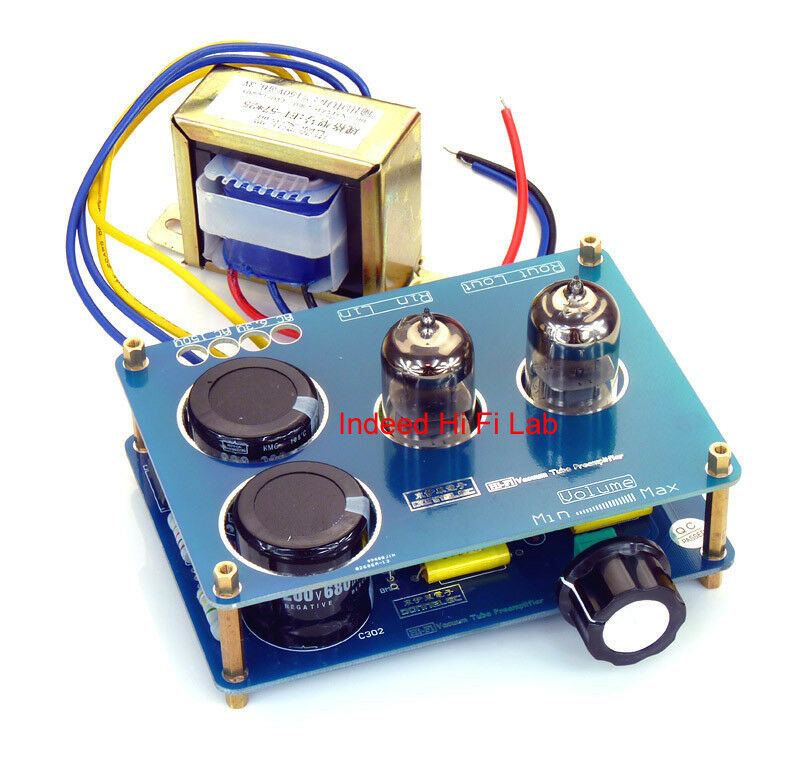 Best ideas about DIY Preamp Kit . Save or Pin New Pre Amplifier 6N3 Tube AMP DIY Assembled KIT 110V or Now.