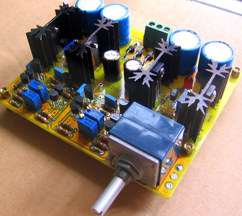 Best ideas about DIY Preamp Kit . Save or Pin DIY kit Imitation JC 2 preamp Kit Third Edition Group A Now.