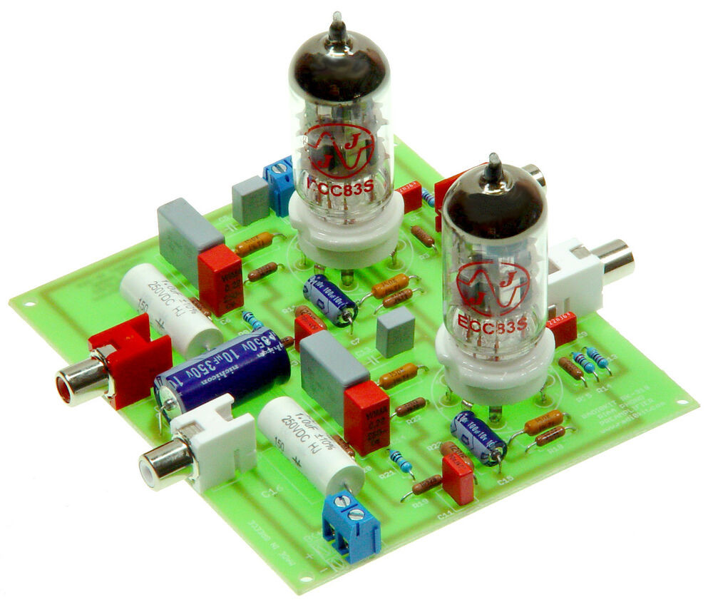 Best ideas about DIY Preamp Kit . Save or Pin RADI0KIT RK 318 DIY RIAA PHONO TUBE PREAMPLIFIER KIT FOR M Now.
