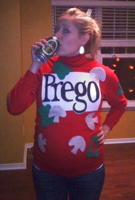 Best ideas about DIY Pregnant Halloween Costume . Save or Pin Stella Maternity News 15 Funny Maternity Halloween Costumes Now.