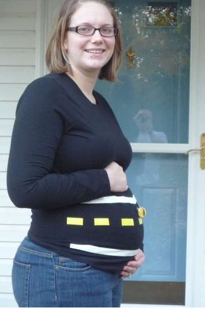 Best ideas about DIY Pregnant Halloween Costume . Save or Pin DIY Pregnant Halloween Costumes C R A F T Now.