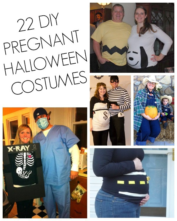 Best ideas about DIY Pregnant Halloween Costume . Save or Pin 29 DIY Pregnant Halloween Costumes C R A F T Now.