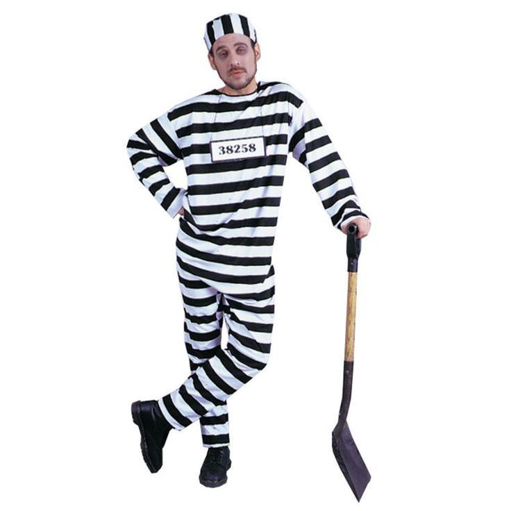 Best ideas about DIY Prisoner Costume . Save or Pin 1000 ideas about Convict Costume on Pinterest Now.