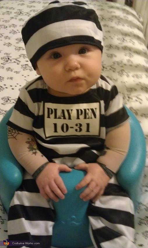Best ideas about DIY Prisoner Costume . Save or Pin DIY Kids Halloween Costumes Design Dazzle Now.