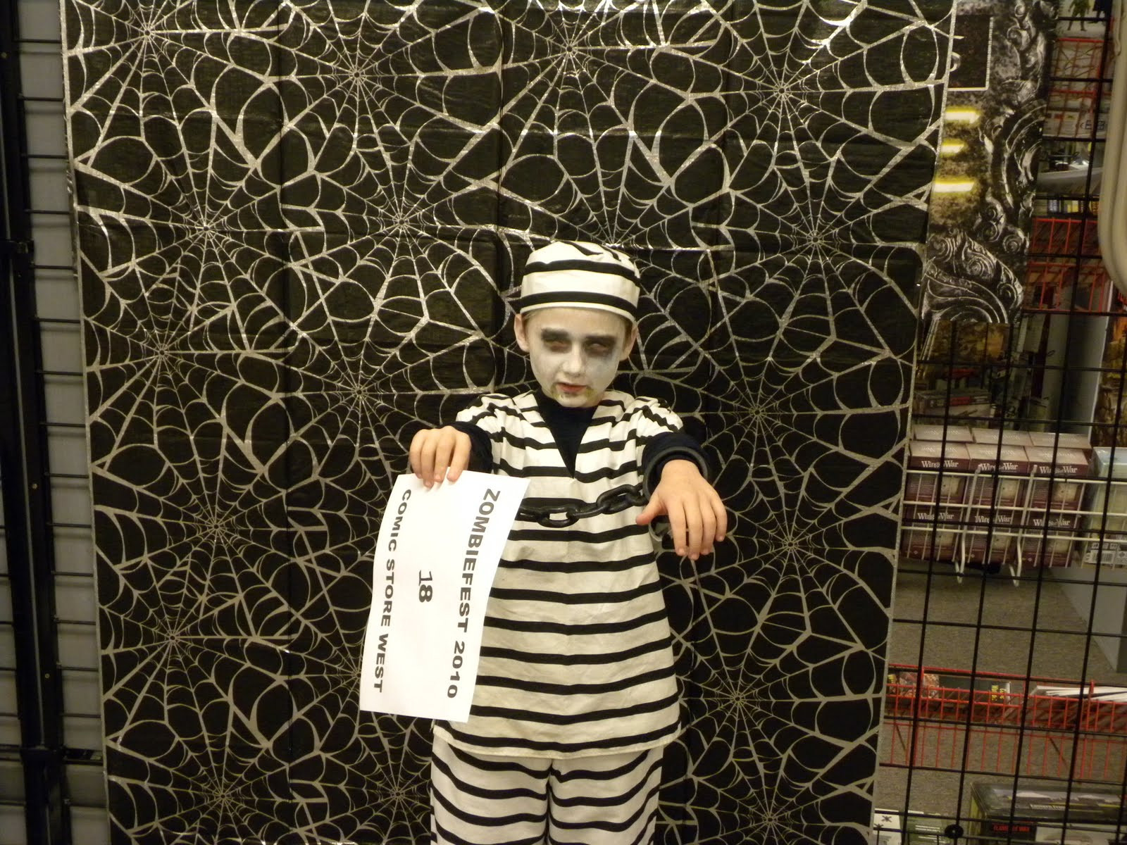 Best ideas about DIY Prisoner Costume . Save or Pin icStoreWest Costume Contest Winners under 13 Now.
