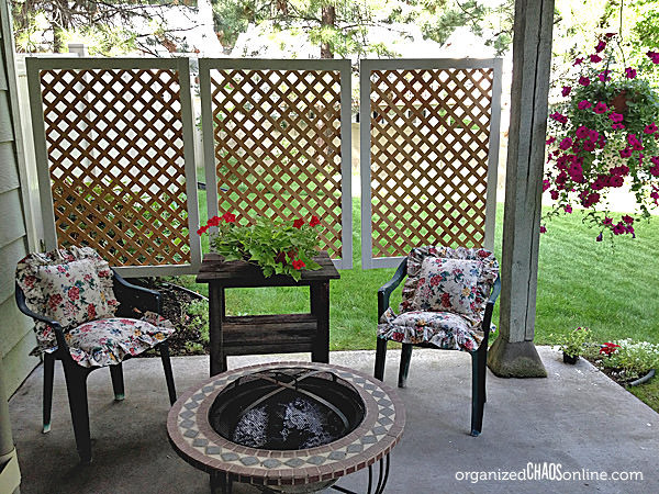 Best ideas about DIY Privacy Screen . Save or Pin DIY Patio Privacy Screens Now.