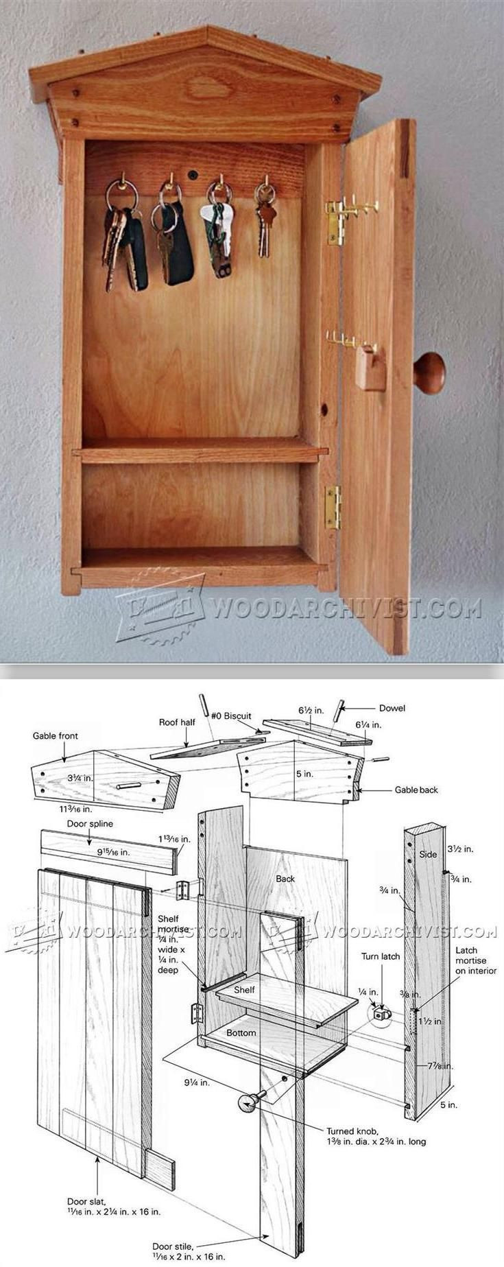 Best ideas about DIY Project Plans . Save or Pin 25 best ideas about Woodworking projects on Pinterest Now.