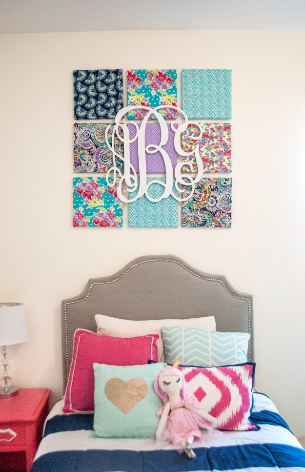 Best ideas about DIY Projects For Your Bedroom . Save or Pin 17 Simple And Easy DIY Wall Art Ideas For Your Bedroom Now.