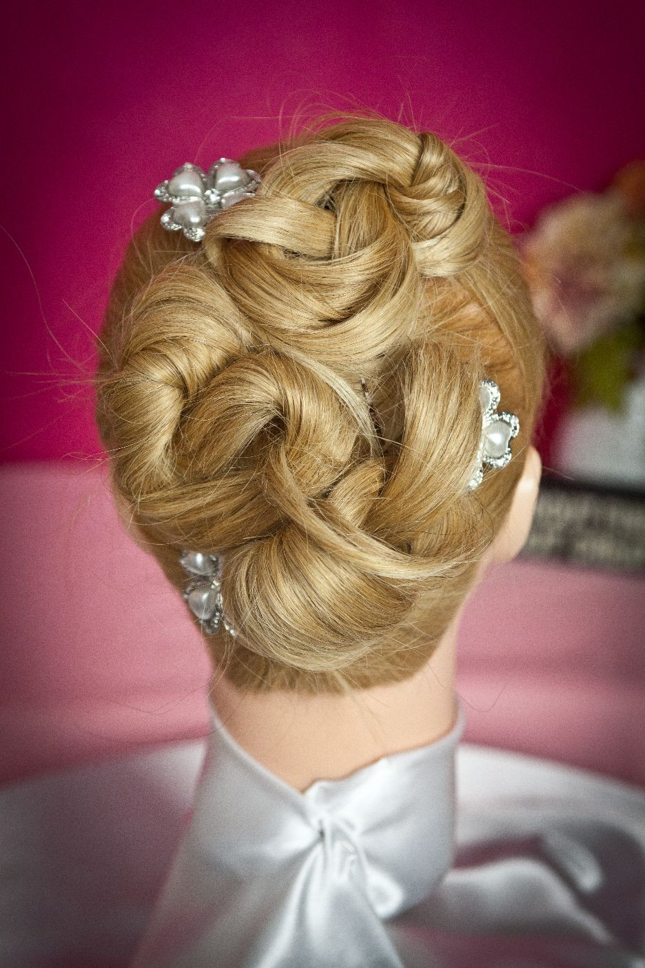 Best ideas about Diy Prom Hairstyle . Save or Pin Pin by HairsbyChristine Frank on Do It Yourself Updos Now.