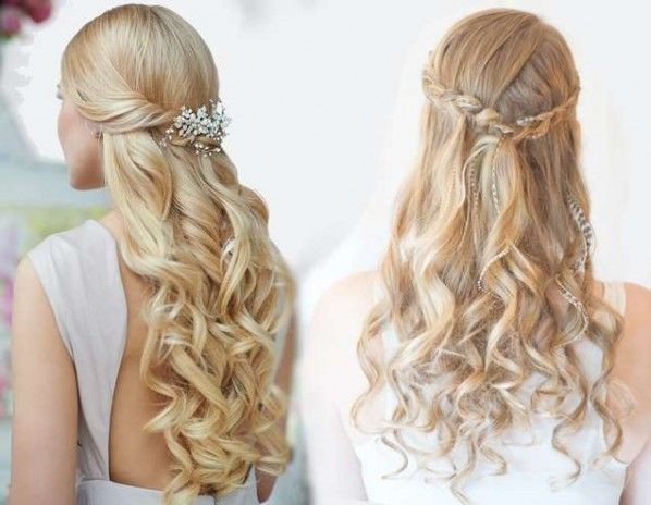 Best ideas about Diy Prom Hairstyle . Save or Pin Christmas Half Up Half Down Hairstyle DIY Hairstyles for Now.