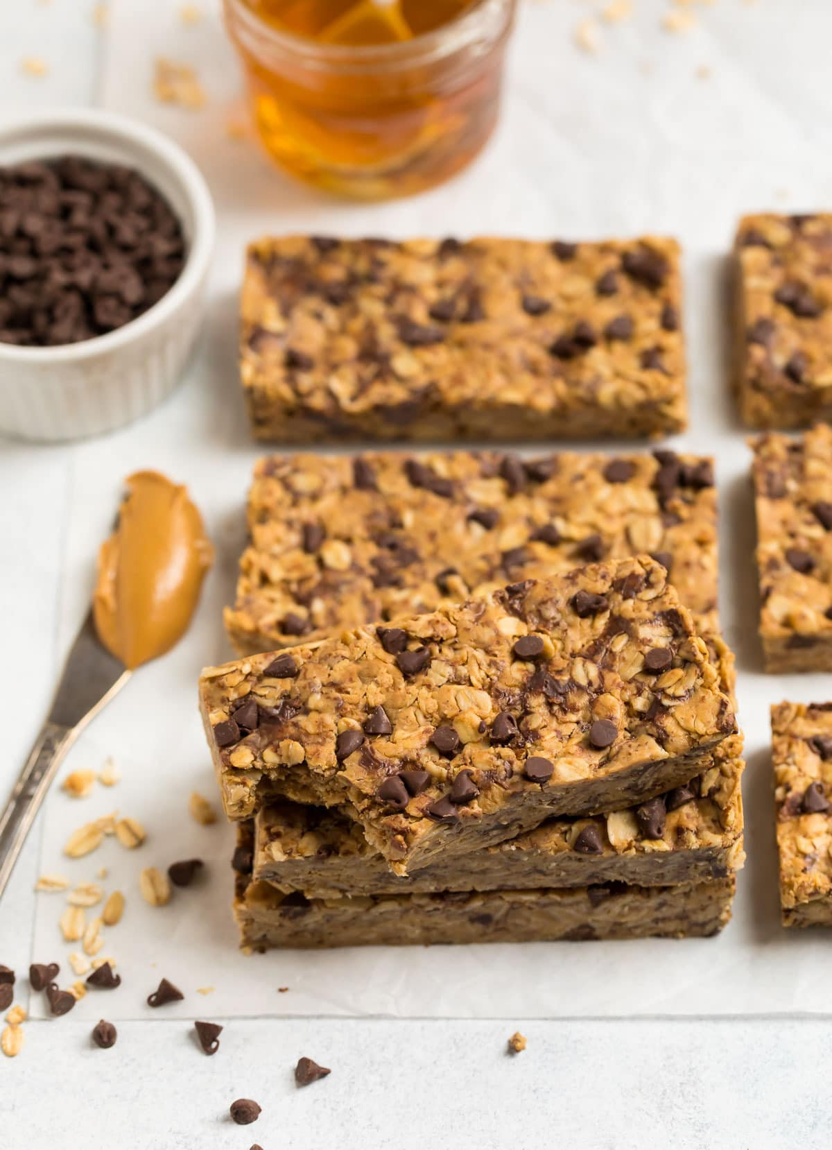 Best ideas about DIY Protein Bars . Save or Pin Peanut Butter Protein Bars Now.