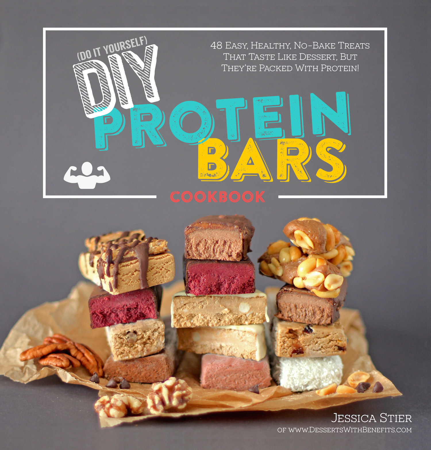 Best ideas about DIY Protein Bars . Save or Pin Scotcheroo protein bars Now.