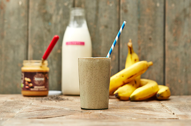 Best ideas about DIY Protein Shakes . Save or Pin The perfect homemade protein shake Jamie Oliver Now.