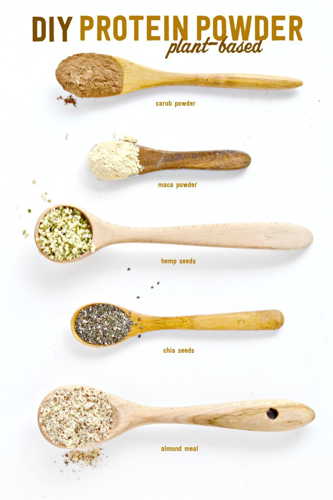 Best ideas about DIY Protein Shakes . Save or Pin DIY Plant Based Protein Powder Fork and Beans Now.